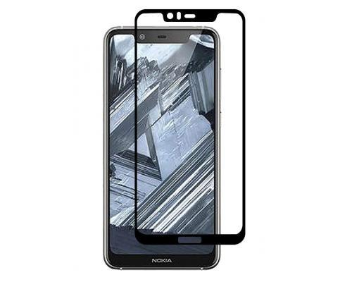 Защитное стекло 3D для Nokia 5.1 Plus