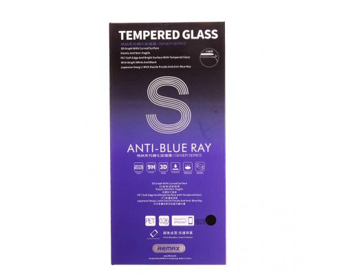 Защитное стекло 3D для iPhone SE 2020/7/8 Remax Gener Anti Blue-ray