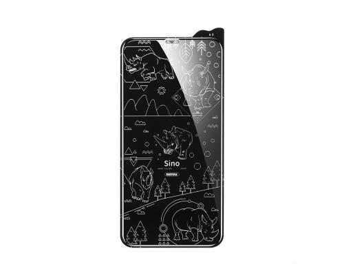 Защитное стекло 3D для iPhone 11/XR Remax Rhino GL-56