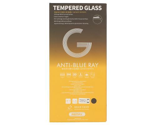 Защитное стекло 3D для iPhone 7 Plus/8 Plus Remax Gener Anti Blue-ray