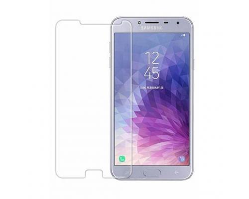 Защитное стекло для Samsung J4 2018 прозрачное