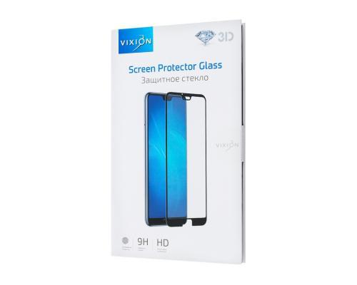 Защитное стекло 3D для Samsung A40 Vixion