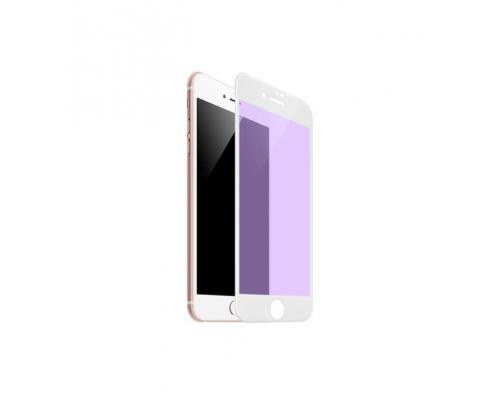 Защитное стекло 3D для iPhone SE 2020/8/7 Hoco Anti-Blu Ray Glass A4