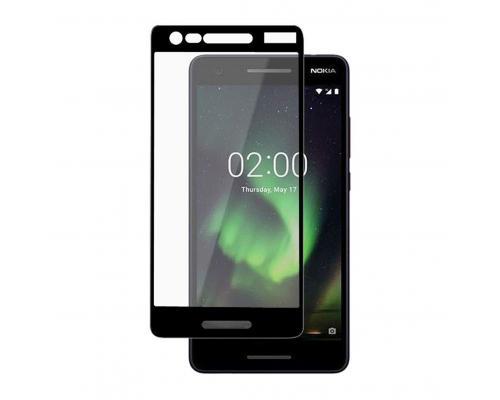 Защитное стекло 3D для Nokia 2.1