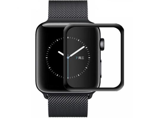 Защитное стекло 3D для Apple Watch 4/Watch 5 40 мм