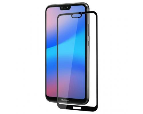 Защитное стекло 5D для Huawei P20 Lite