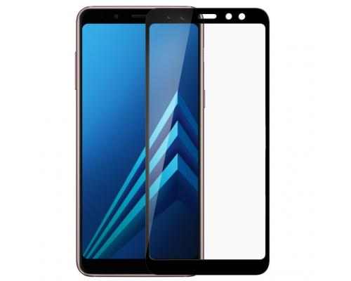 Защитное стекло 5D для Samsung J4 Plus