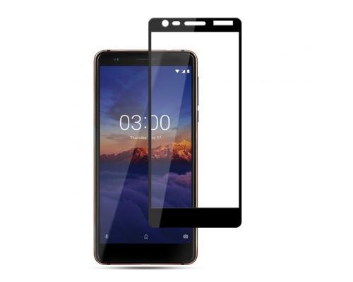 Защитное стекло 3D для Nokia 3.1
