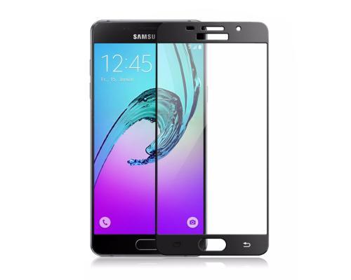 Защитное стекло 3D для Samsung A7 2016 A710F