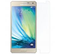 Защитное стекло для Samsung A3 (2017) прозрачное