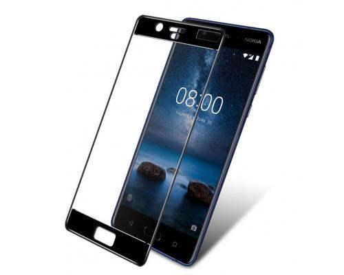 Защитное стекло 3D для Nokia 8
