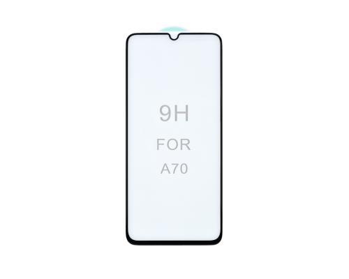 Защитное стекло 3D для Samsung A70 Vixion