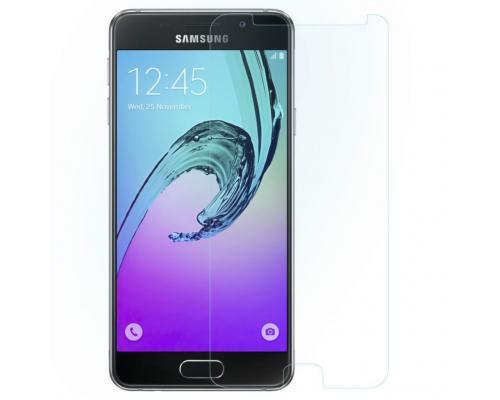Защитное стекло для Samsung A5 2017 прозрачное