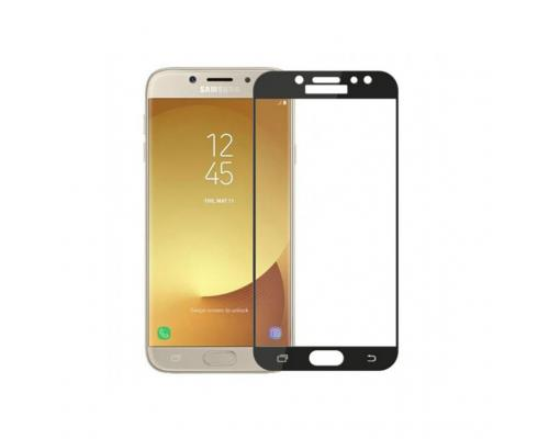 Защитное стекло 3D для Samsung Galaxy J4 (2018)