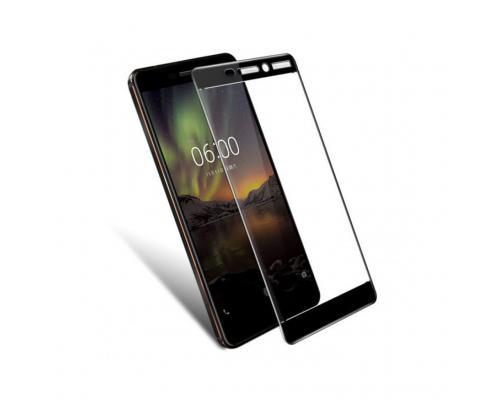 Защитное стекло 3D для Nokia 6 (2018)