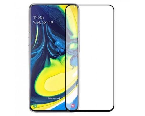 Защитное стекло 3D для Samsung A80 A805F