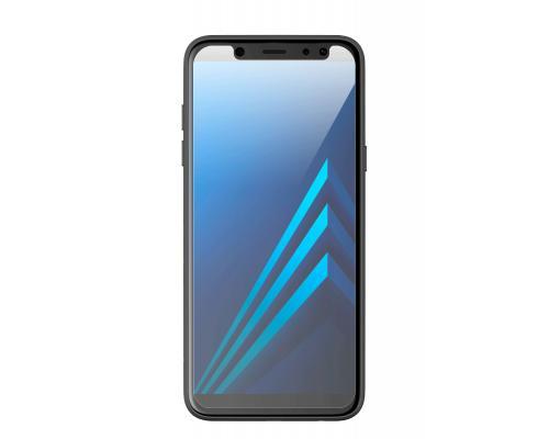 Защитное стекло для Samsung A6 2018 прозрачное