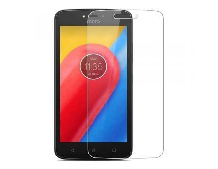 Защитное стекло для Motorola Moto C/Moto C Plus