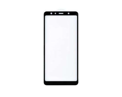 Защитное стекло 3D для Samsung A7 2018 Vixion
