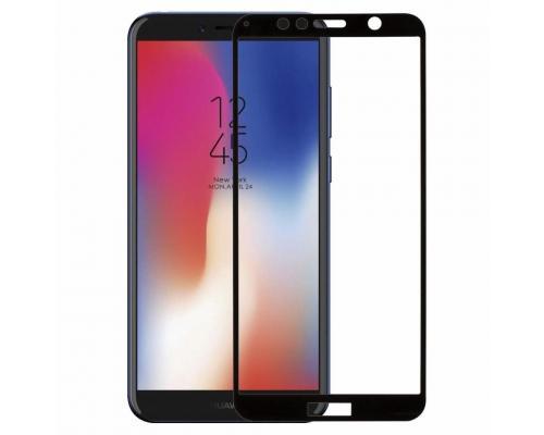 Защитное стекло 5D для Huawei Y6 2018