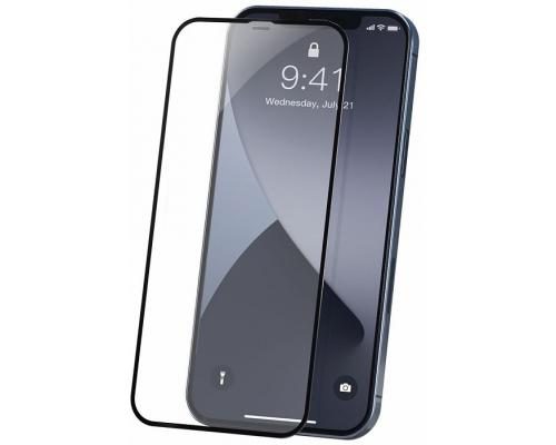 """Защитное стекло 3D для iPhone 12/12 Pro """"Закаленное"""""""