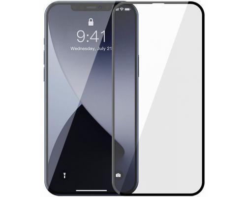 """Защитное стекло 3D для iPhone 12 Pro Max """"Закаленное"""""""