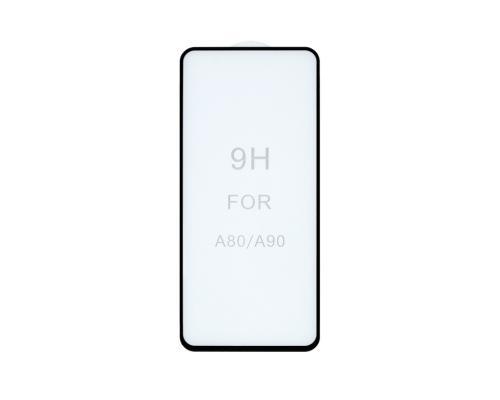 Защитное стекло 3D для Samsung A80/A90 Vixion