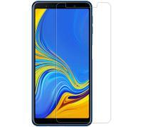 Защитное стекло для Samsung A7 2018 прозрачное