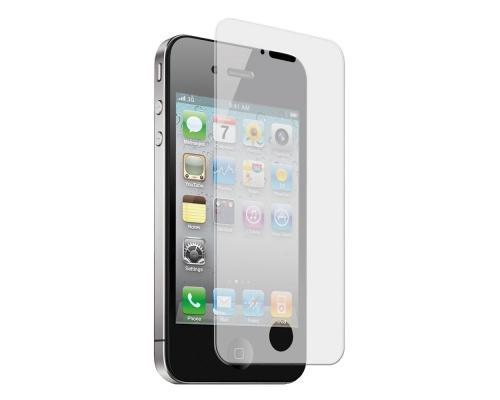 Защитное стекло для iPhone 4/4S прозрачное