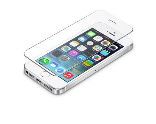 Защитное стекло для iPhone 5/5S/5C/SE прозрачное