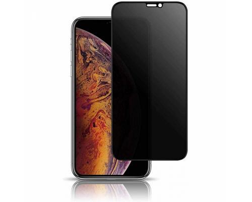 """Защитное стекло 3D для iPhone X/XS/11 Pro """"Антишпион"""""""