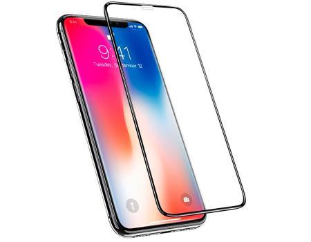 """Защитное стекло 3D для iPhone X/XS/11 Pro """"Закаленное"""""""