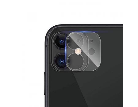 Защитное стекло для камеры iPhone 11 прозрачное