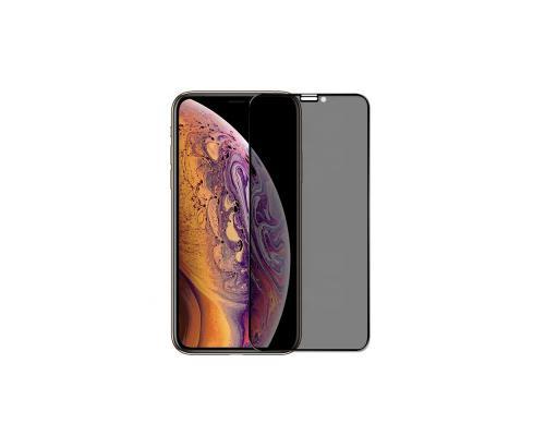 "Защитное стекло 3D для iPhone XS Max/11 Pro Max ""Антишпион"""